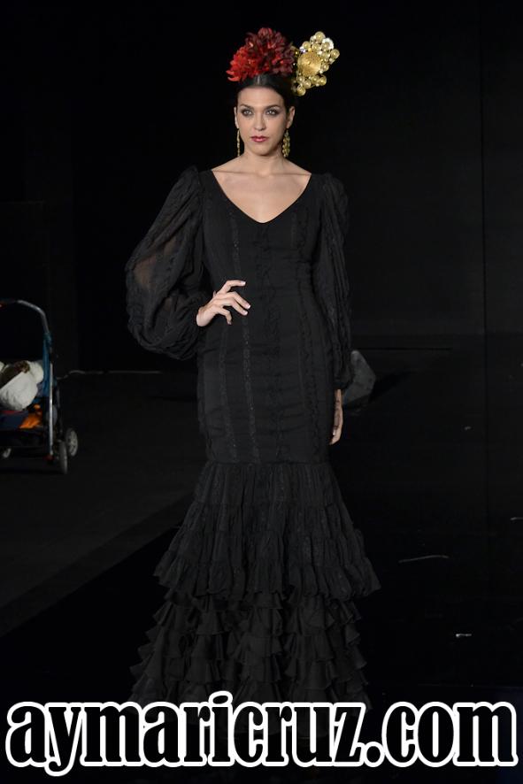 Moda Flamenca Diputación de Sevilla 2015 51