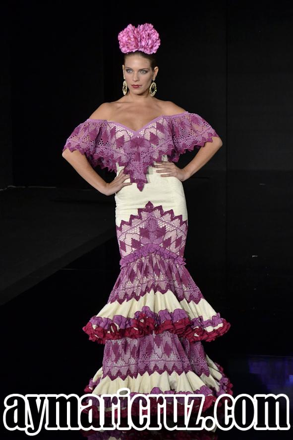 Moda Flamenca Diputación de Sevilla 2015 6