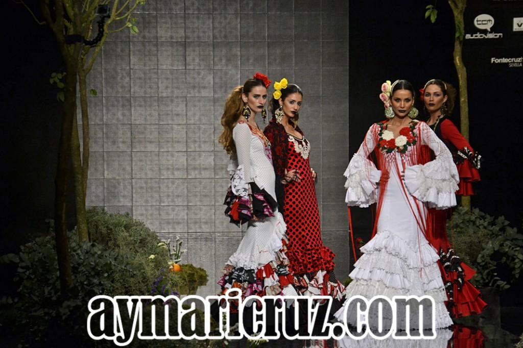 Nochevieja 2015 flamenca (4)