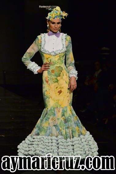 Trajes de Flamenca Rebajas 2015 (11)