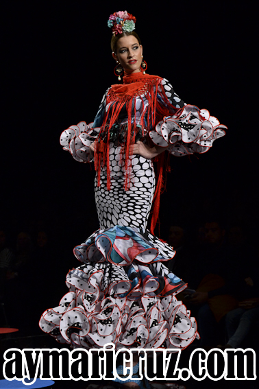 Trajes de Flamenca Rebajas 2015 (4)