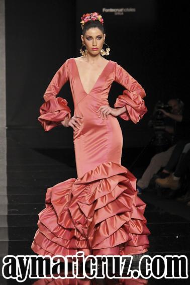 Trajes de Flamenca Rebajas 2015 (5)