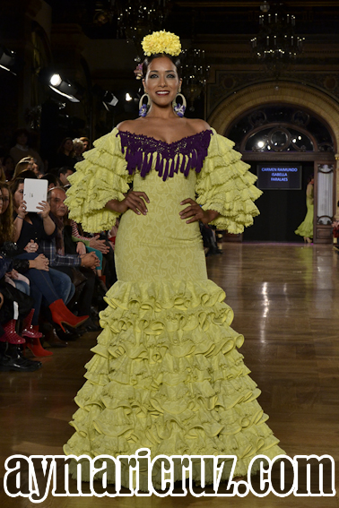 Trajes de Flamenca Rebajas 2015 (8)