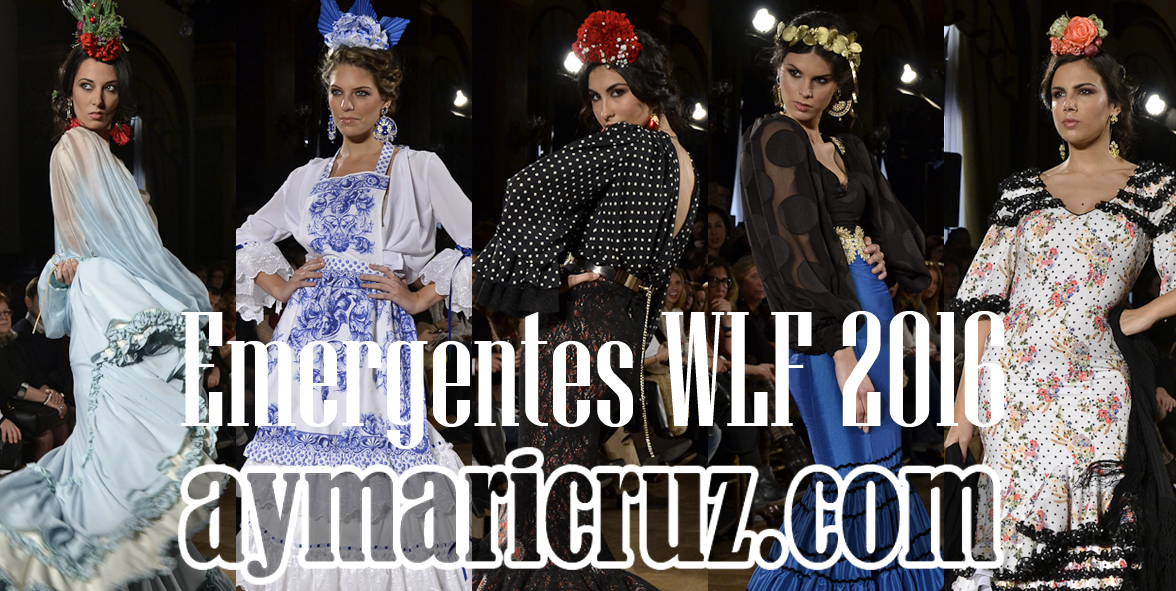 We Love Flamenco 2016. Emergentes