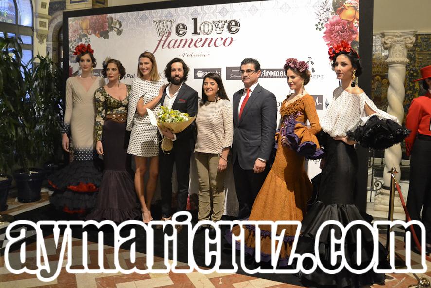 We Love Flamenco 2016. III Concurso de diseñadores nóveles