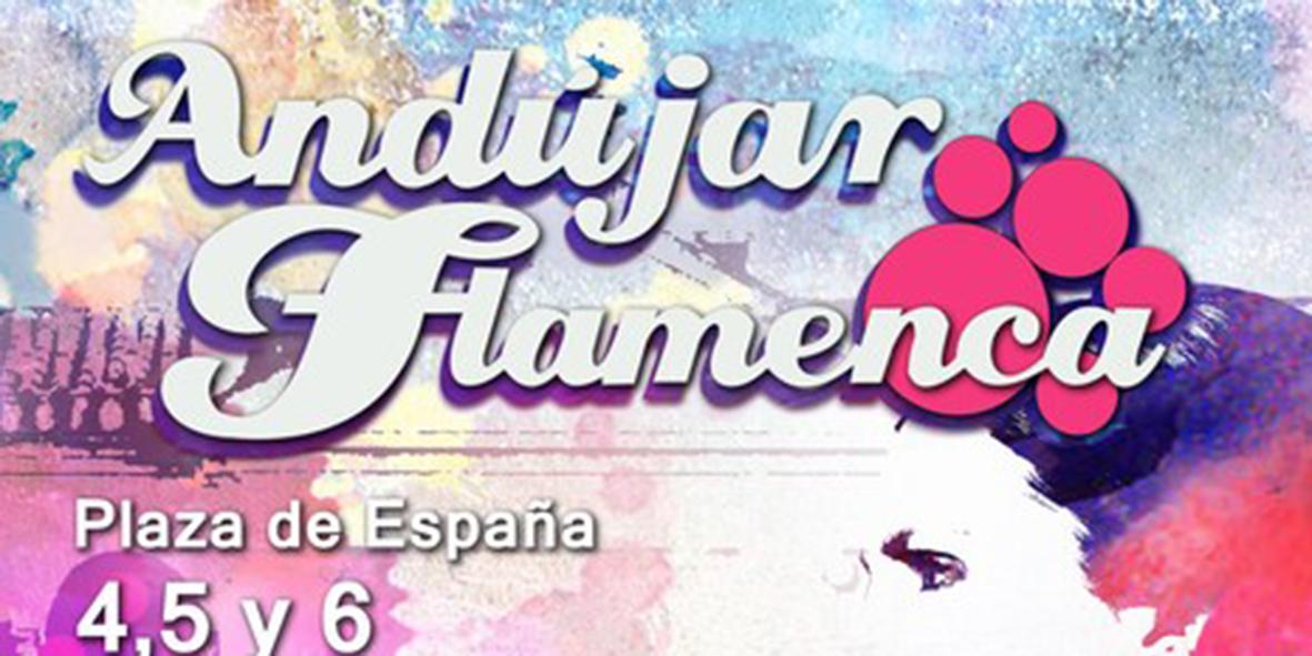 Presentación de Andújar Flamenca 2016