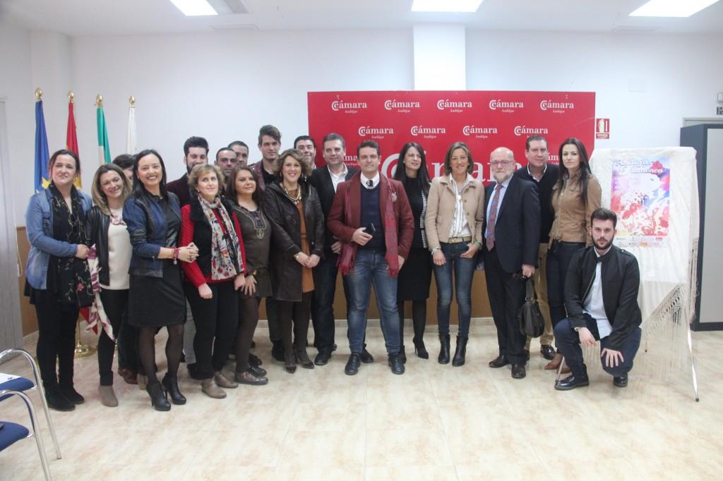 Diseñadores y comercios andujar flamenca