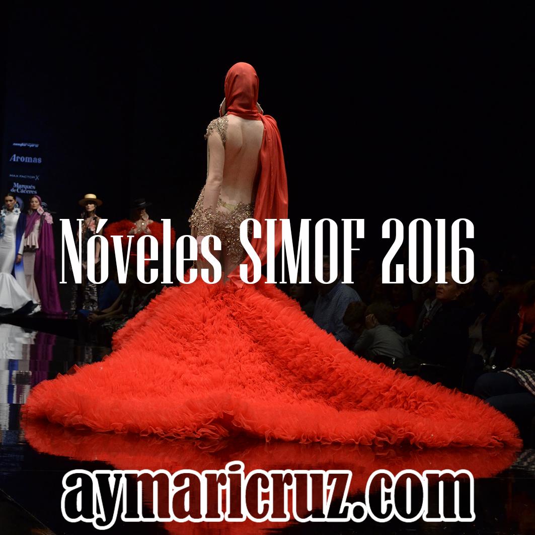 SIMOF 2016. Concurso de diseñadores nóveles