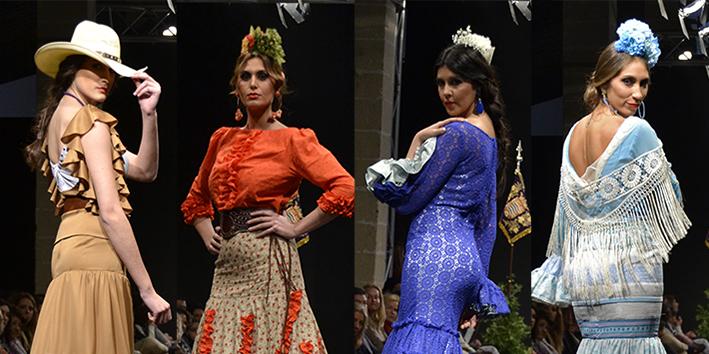 Pasarela Flamenca de Jerez 2016. Desfile Benéfico Hermandad del Rocío