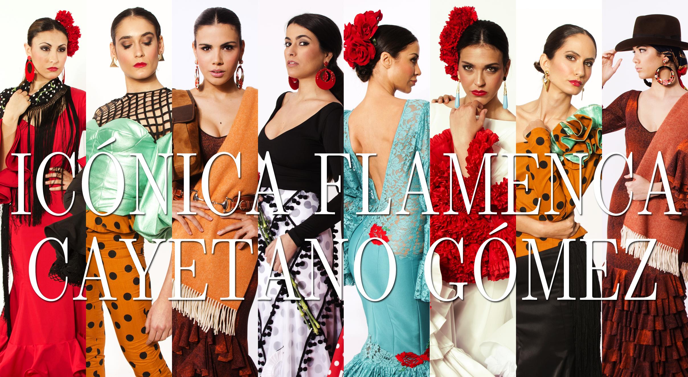 Icónica Flamenca: retratos de moda flamenca