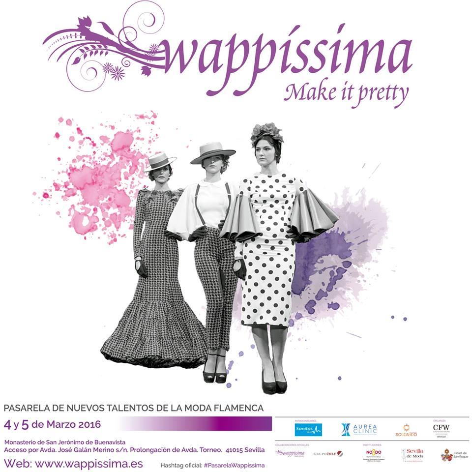Pasarela Wappíssima Sevilla de Moda 2016: Horarios y Desfiles