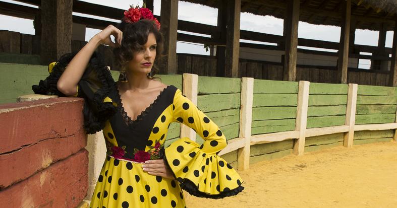 'Gitana', la nueva flamenca de María José Blay