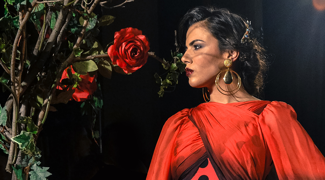 We Love Flamenco 2016. Eloy Enamorado: Mil Rosas Al Alba