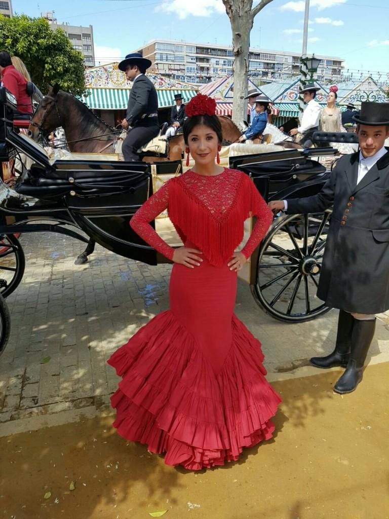 Flamencas en la Feria de Sevilla 2016 (15)