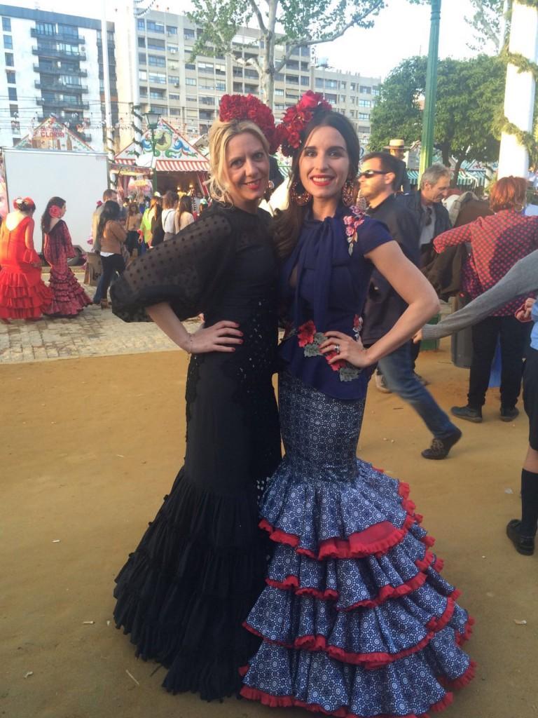 Flamencas en la Feria de Sevilla 2016 (17)