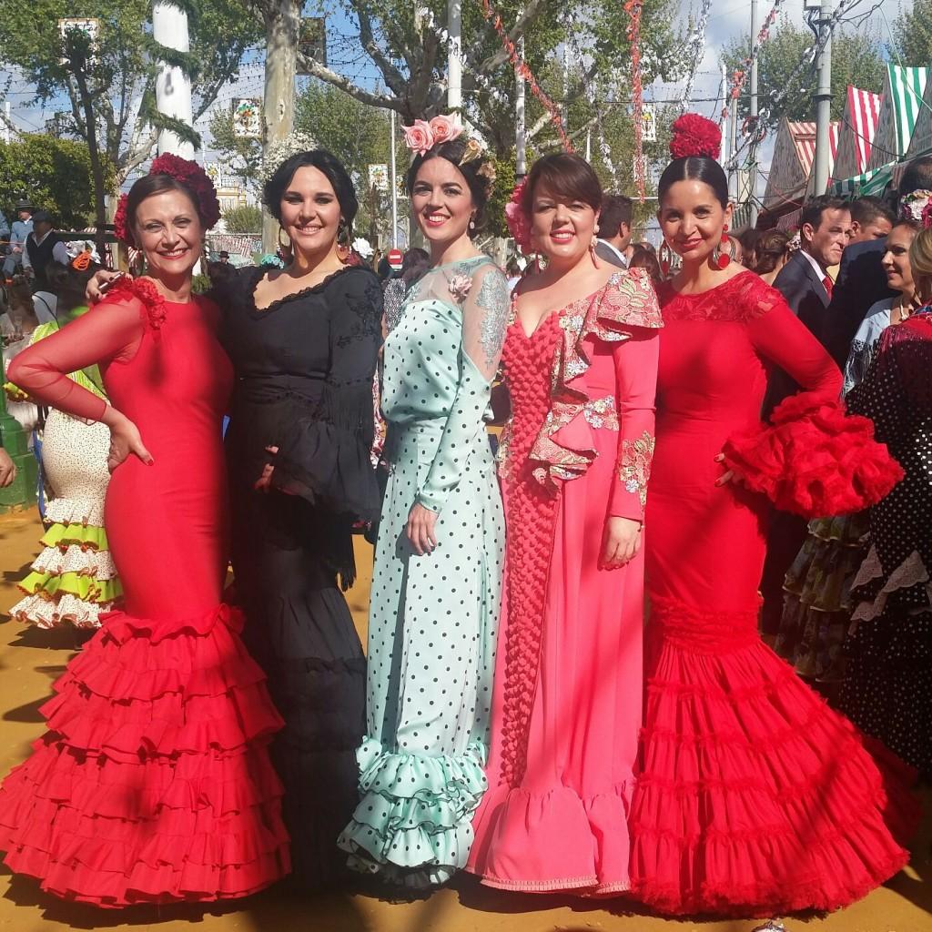 Flamencas en la Feria de Sevilla 2016 (25)
