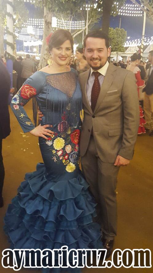 Flamencas en la Feria de Sevilla 2016 (26)