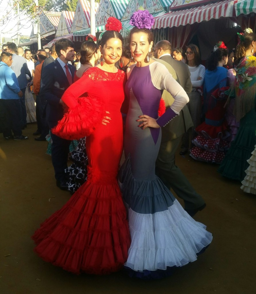 Flamencas en la Feria de Sevilla 2016 (28)