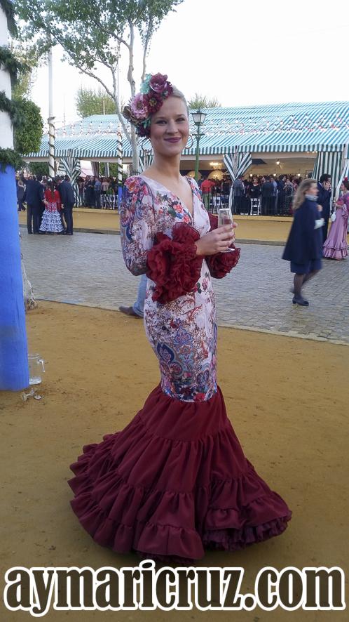 Flamencas en la Feria de Sevilla 2016 (4)