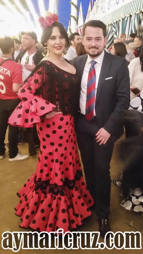 Flamencas en la Feria de Sevilla 2016 (9)