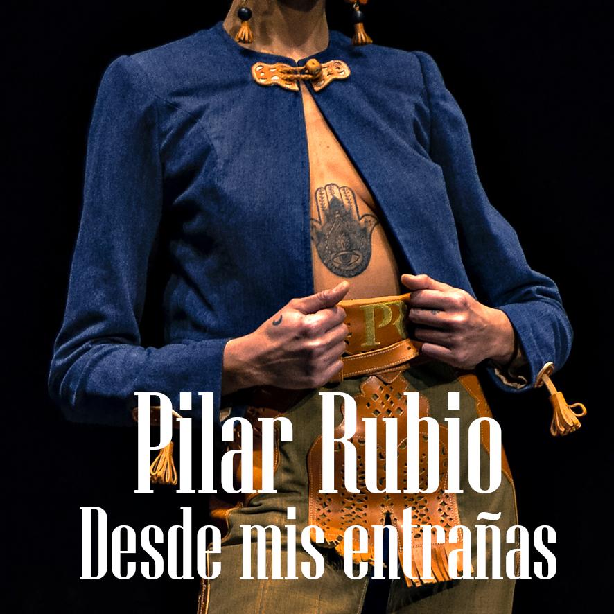 Pilar Rubio SIMOF 2016 33
