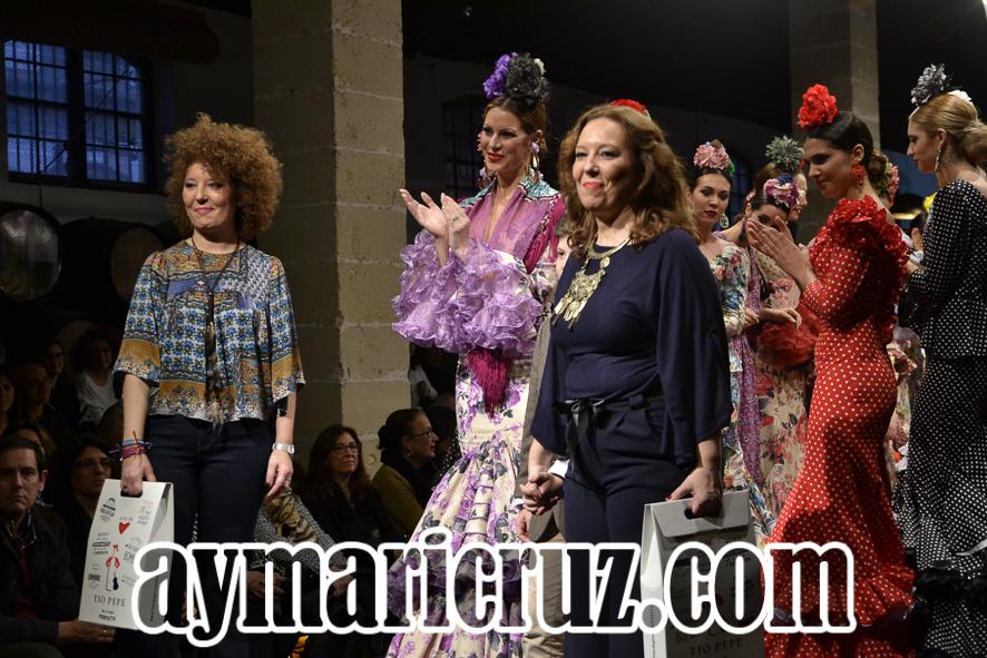 Rocío Martín Pasarela Flamenca Jerez 2016 31