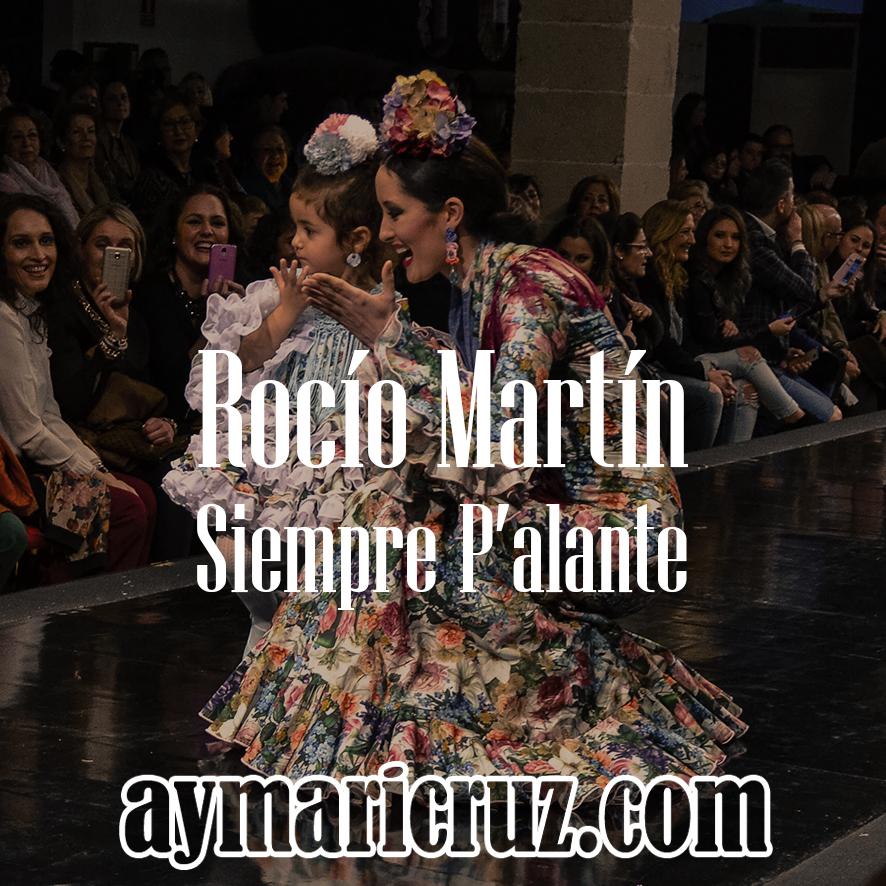 Rocío Martín Pasarela Flamenca Jerez 2016 32