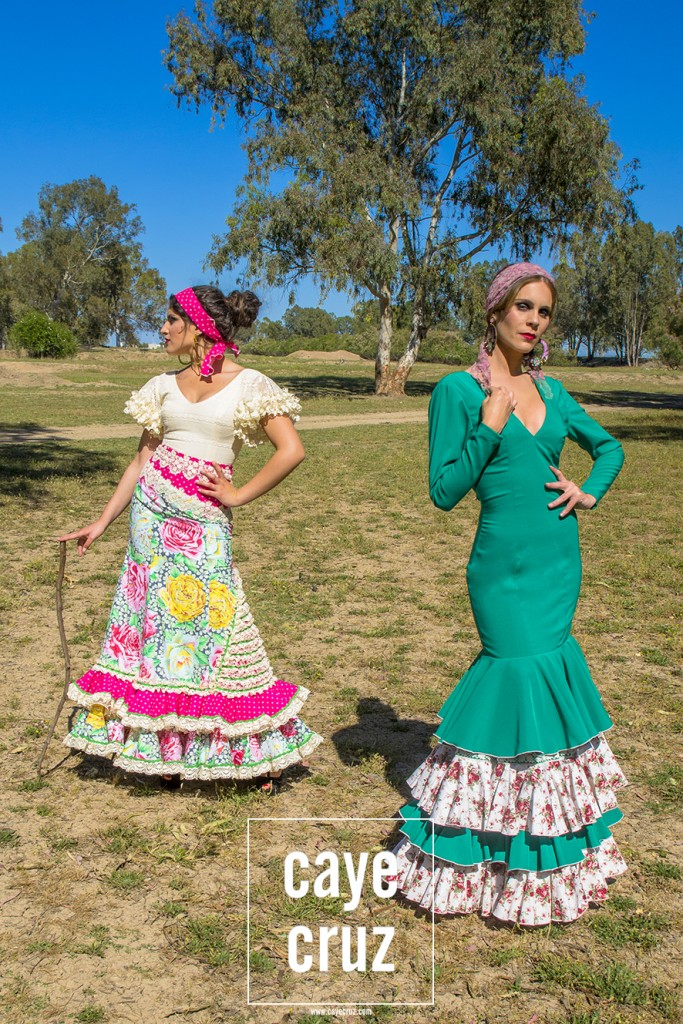 Casual Folk Editorial Moda Flamenca (5)