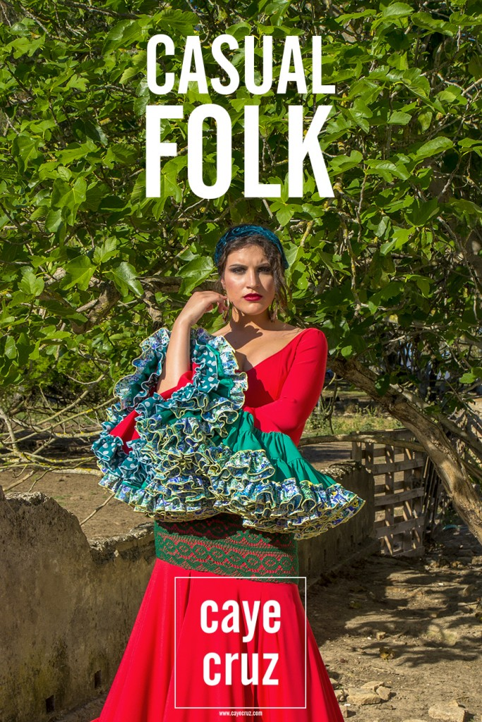 Casual Folk Editorial Moda Flamenca (9)