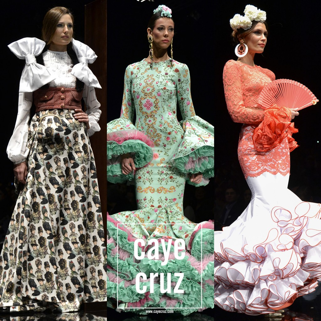 Moda Flamenca Córdoba 2016 21