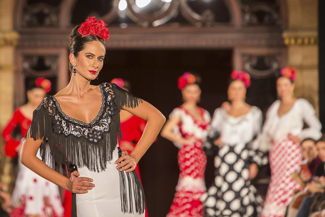 We Love Flamenco 2016. Mónica Méndez: Flor de Romero