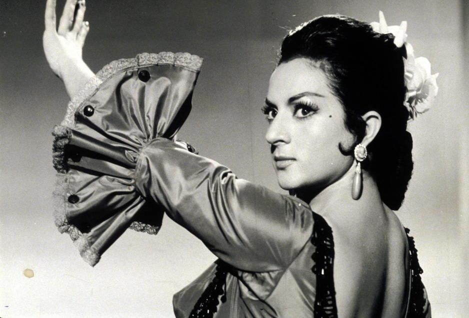 Eurovisión: Lola Flores (casi) tenía razón