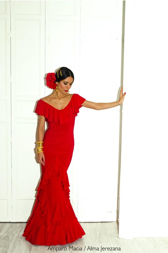 Moda Flamenca 2016 Las Colecciones más vistas (1)