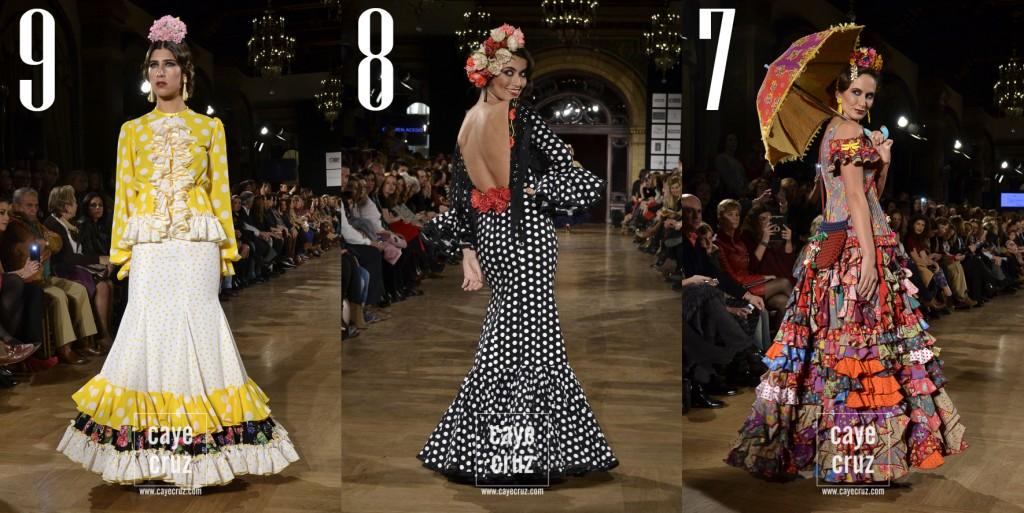 Moda Flamenca 2016 Las Colecciones más vistas (5)