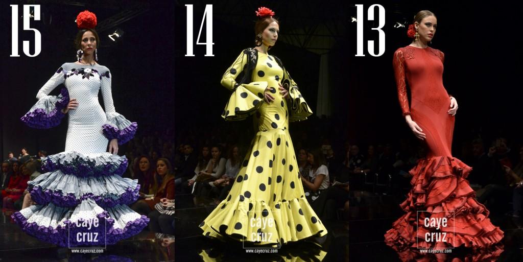 Moda Flamenca 2016 Las Colecciones más vistas (7)