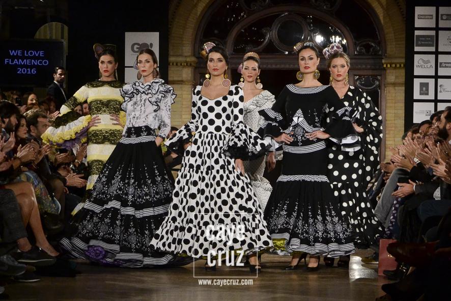 Moda Flamenca CayeCruz 2016 985