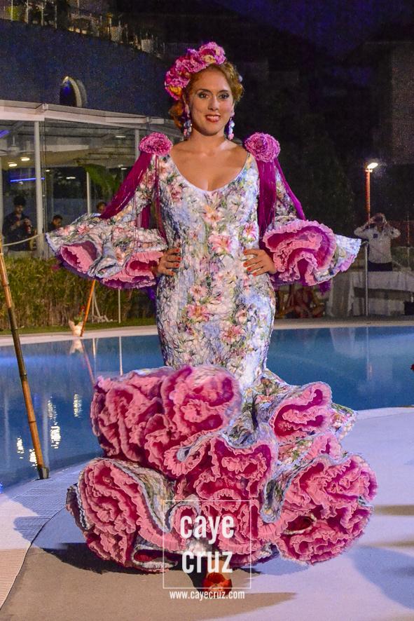 Melisa Lozano Colección Flamenca 2016 10