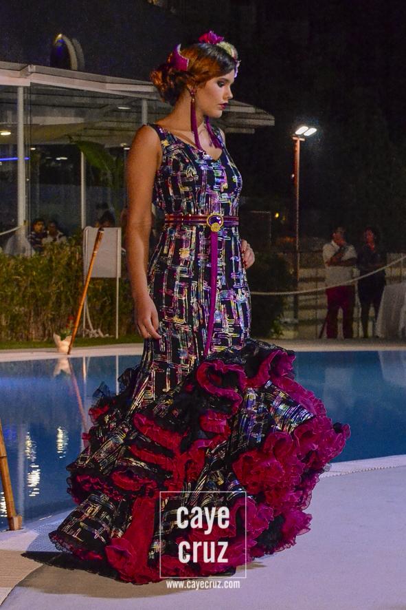 Melisa Lozano Colección Flamenca 2016 17