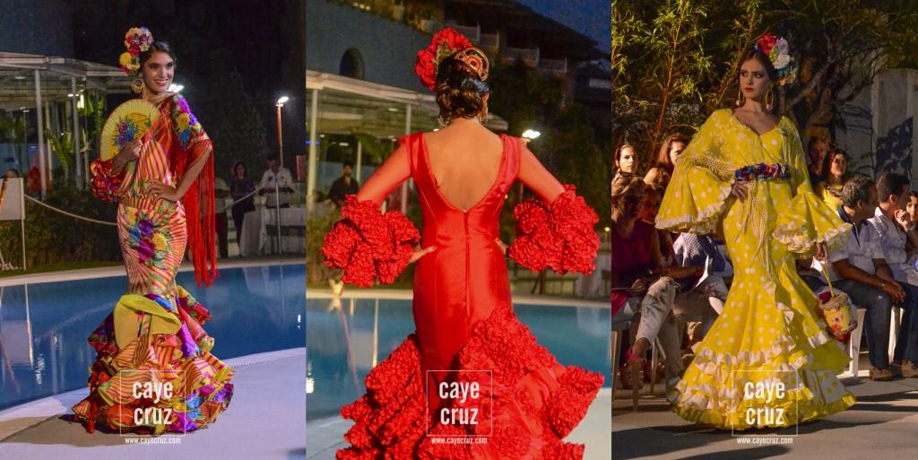 Melisa Lozano Colección Flamenca 2016 28