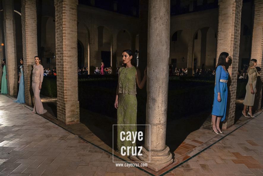 Andalucía de Moda 2016. Iván Campaña: Las Mil y Una Rosas