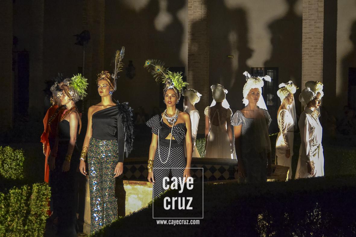 Andalucía de Moda 2016. Panambi: Chica Boom Chic