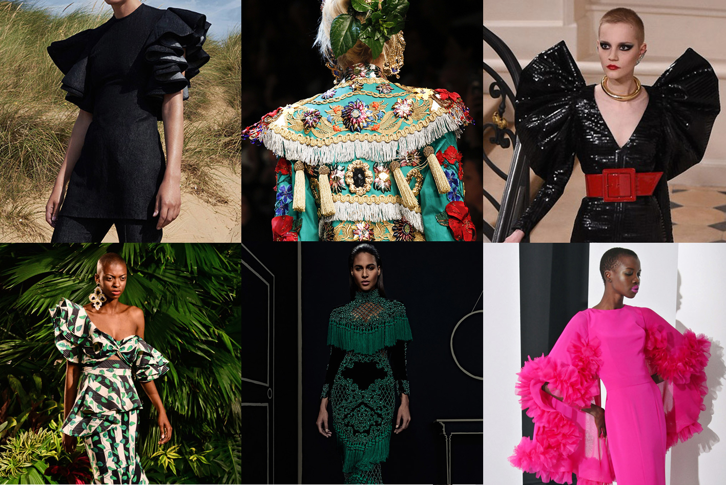 Moda Flamenca 2017: El gran MoodBoard de la temporada