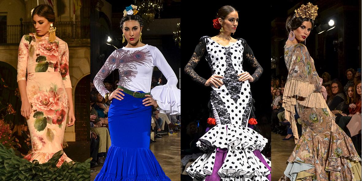Moda Flamenca 2017: Quince nombres a tener en cuenta