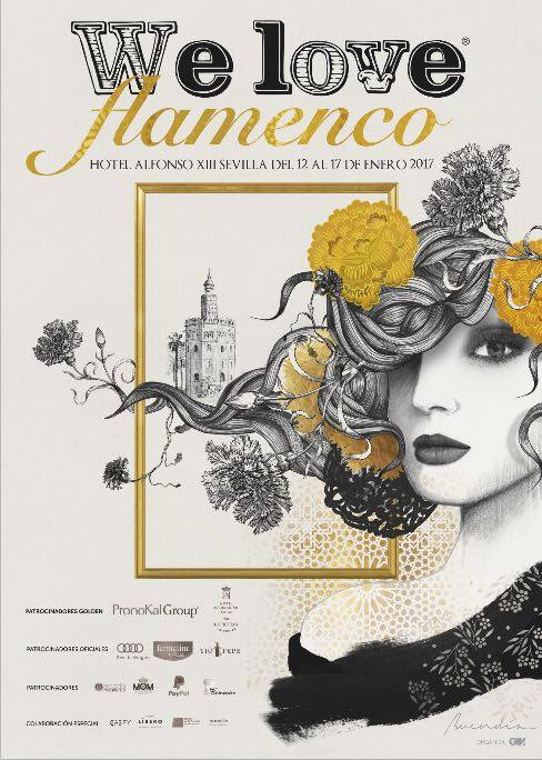 We Love Flamenco 2017. Timing de Desfiles y Novedades