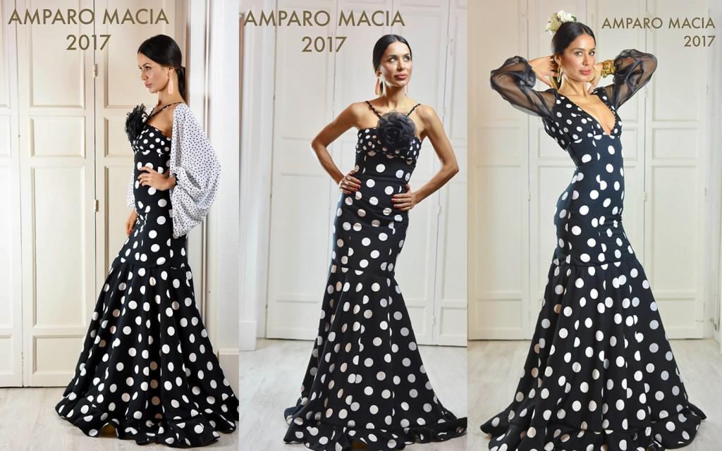 Amparo Macia Colección Flamenca 2017 (2)