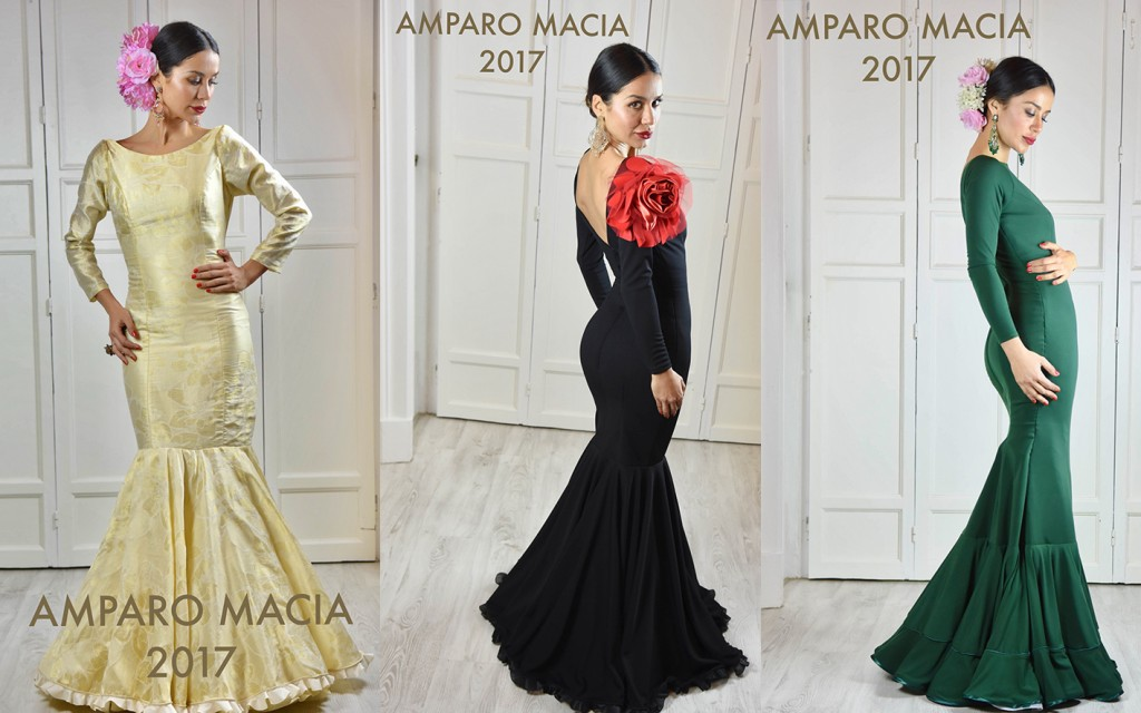 Amparo Macia Colección Flamenca 2017 (3)
