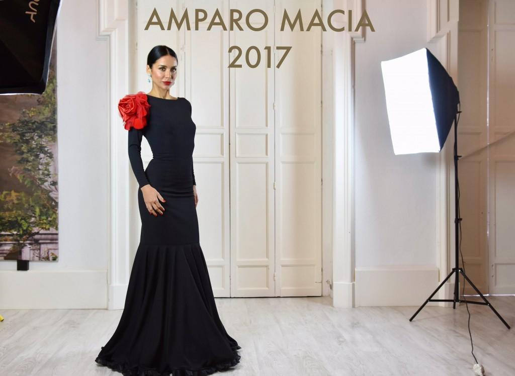 Amparo Macia Colección Flamenca 2017 (5)