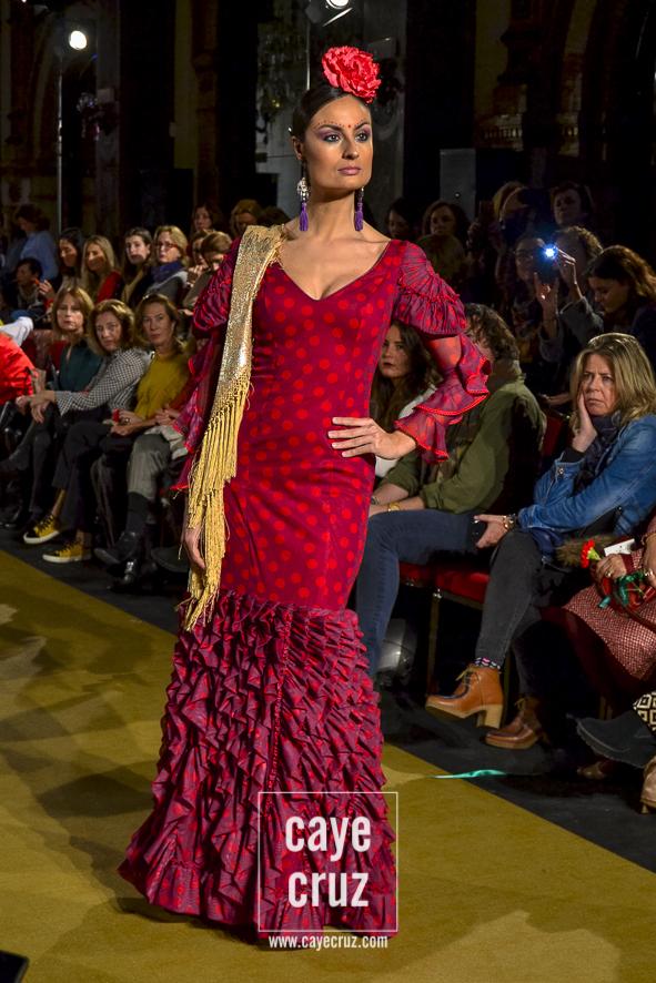 Flamenca Pol Núñez Colección 2017 30