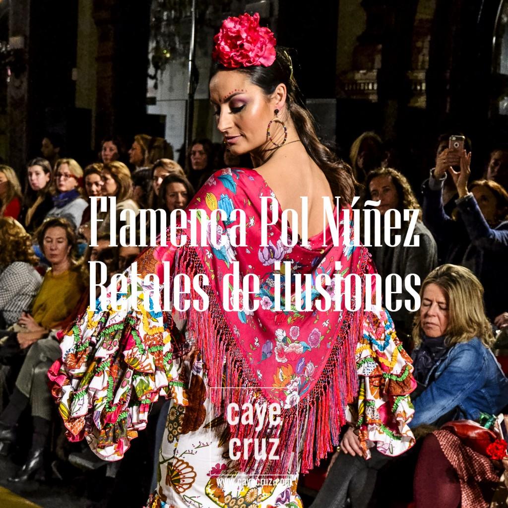 Flamenca Pol Núñez Colección 2017 50