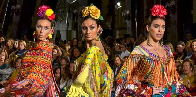 Flamenca Pol Núñez Colección 2017 51